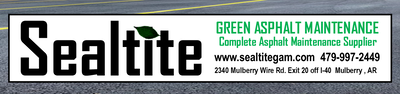 SEALTITE: GREEN ASPHALT MAINTENANCE